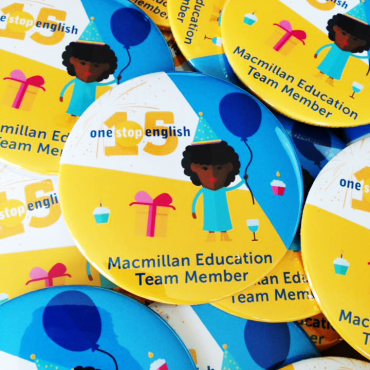 school award button badges made in the UK by BadgeBoy - The Personalised Badge Experts