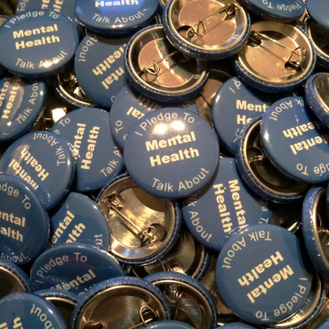 personalised promotional button badges made in the UK by BadgeBoy - The Personalised Badge Experts