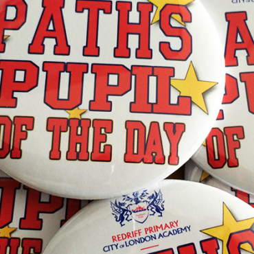 school badges made in the UK by BadgeBoy - The Personalised Badge Experts