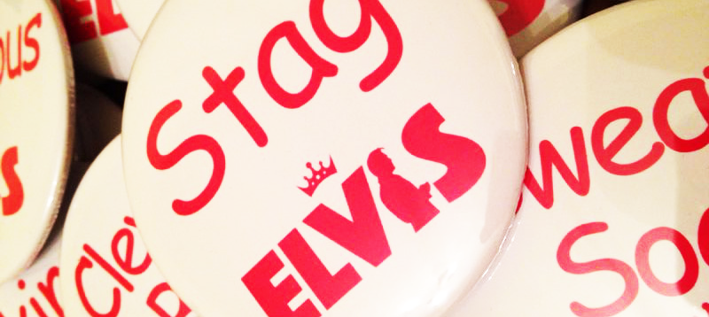 personalised stag party badges made in the UK by BadgeBoy - The Personalised Badge Experts