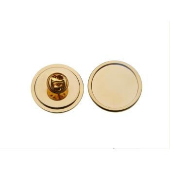 Gold Round Clutch...
