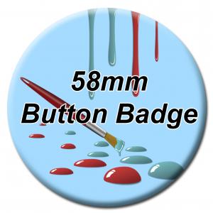 58mm Button Badges