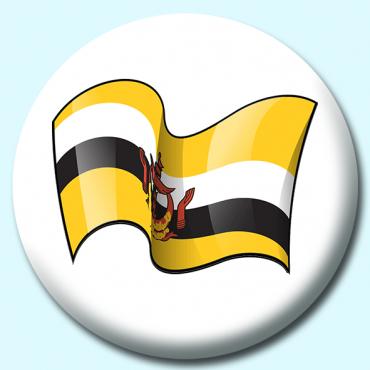 75mm Brunei Button...
