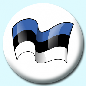 75mm Estonia Button...