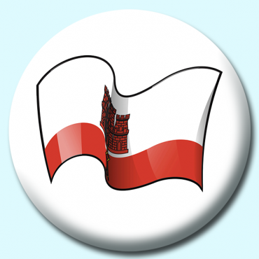 75mm Gibraltar Button...