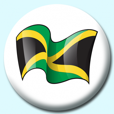75mm Jamaica Button...