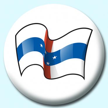 75mm Netherlands Antilles...