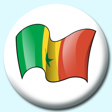 75mm Senegal Button...