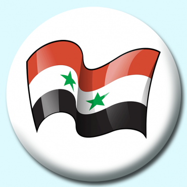 58mm Syria Button...