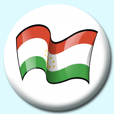 58mm Tajikistan Button...