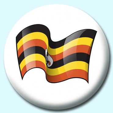 75mm Uganda Button...