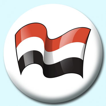 58mm Yemen Button...