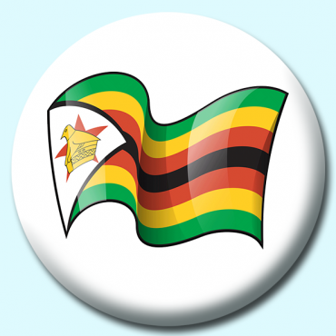 75mm Zimbabwe Button...