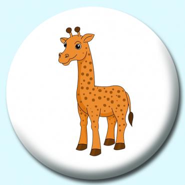 38mm African Giraffe...