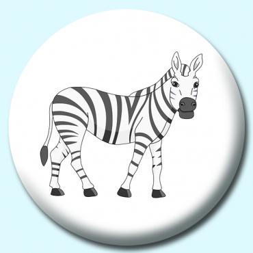 58mm African Zebra...