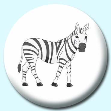 75mm African Zebra...