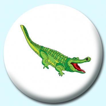 38mm Alligator Button...