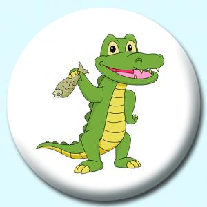 75mm Animal Badges