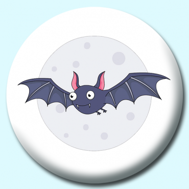 58mm Bat Flying...