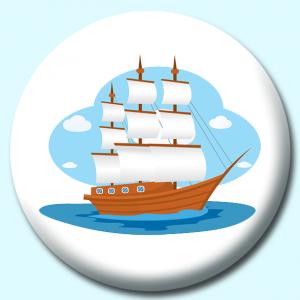 75mm Boat Badges