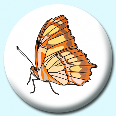 58mm Brown Butterfly...