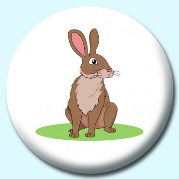 25mm Brown Rabbit...