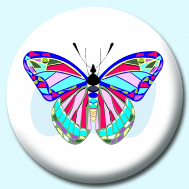 58mm Butterfly Button...