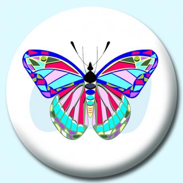 25mm Butterfly Button...