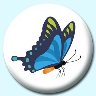 25mm Butterfly Side...