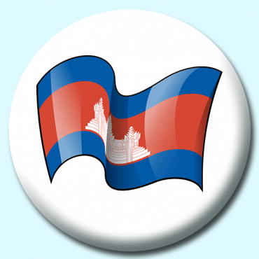 75mm Cambodia Button...