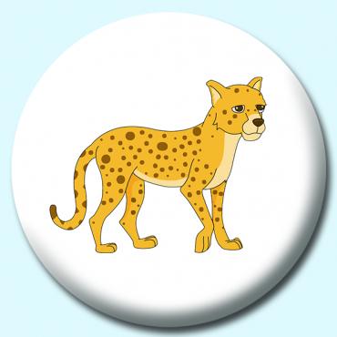 38mm Cheetah Button...
