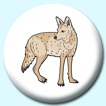 75mm Coyote Button...
