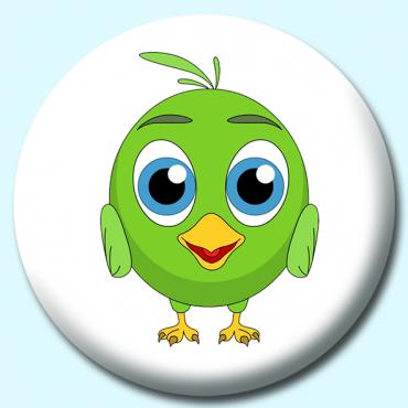 58mm Cute Bird...