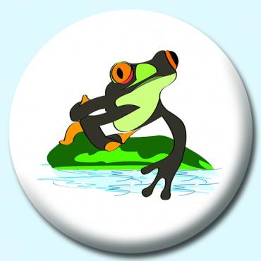58mm Cute Frog...