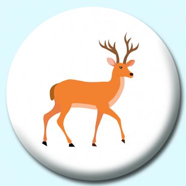 58mm Deer Ruminant...