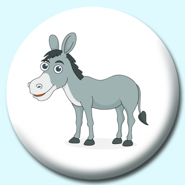 58mm Donkey Cartoon...