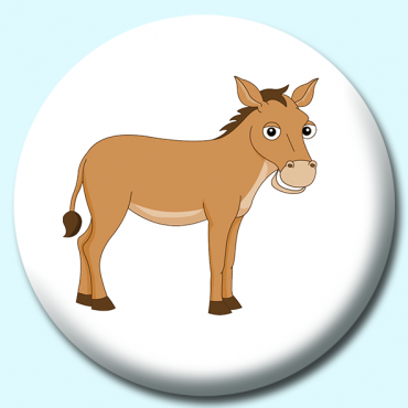 75mm Donkey Equidae...