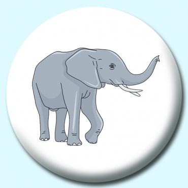 58mm Elephant Happy...
