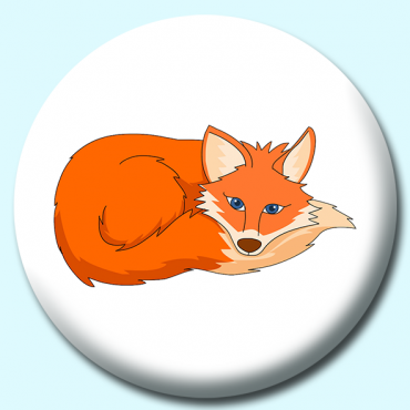 25mm Fox Curled...