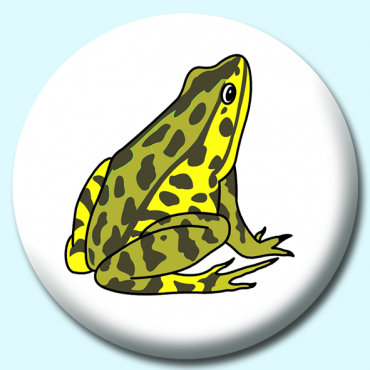 58mm Frog Button...