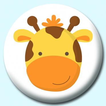 25mm Giraffe Button...