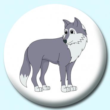 38mm Gray Wolf...