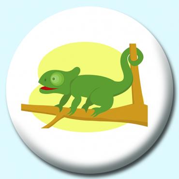 25mm Green Chameleon...