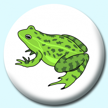38mm Green Frog...