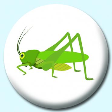 75mm Green Grasshopper...