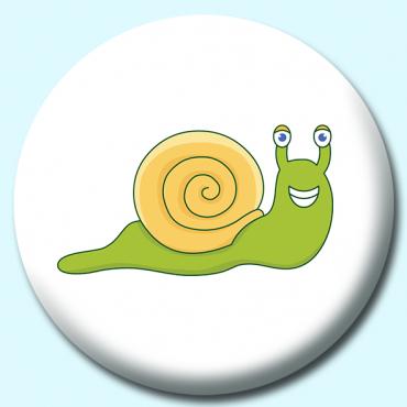 38mm Green Snail...