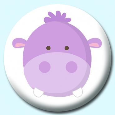 38mm Hippo Button...