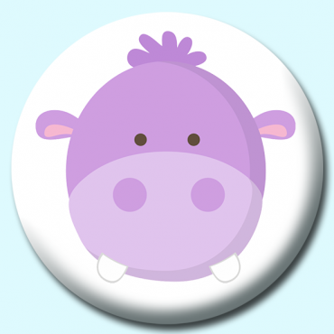 75mm Hippo Button...