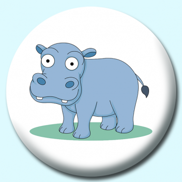 58mm Hippo Character...