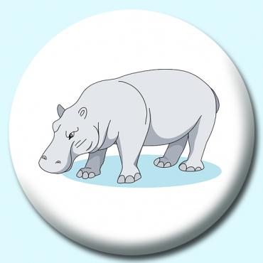 58mm Hippopotamus ...